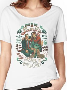 Supernatural family Women's Relaxed Fit T-Shirt