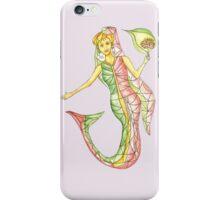 Mermaid stories iPhone Case/Skin