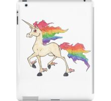 Rainbow Rapidash iPad Case/Skin