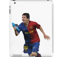 Messi iPad Case/Skin