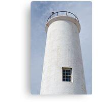 Egmont Key Lighthouse Close Up Canvas Print