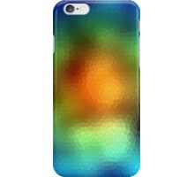 Flower in Lake (Glass) iPhone Case/Skin