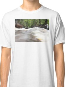 The River Is High Classic T-Shirt