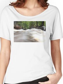 The River Is High Women's Relaxed Fit T-Shirt