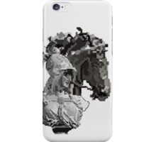 The Knight. iPhone Case/Skin