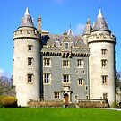 Killyleagh Castle by oulgundog