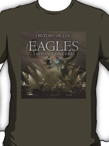 HISTORY OF THE EAGLES LIVE IN CONCERT 2015 T-Shirt