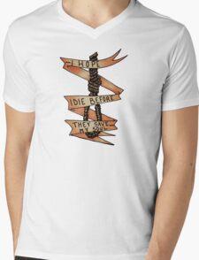 .joyriding Mens V-Neck T-Shirt