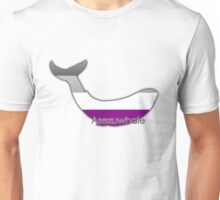 Asexuwhale - Asexual whale Unisex T-Shirt