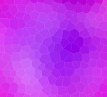 Rose-Violet Dream (Glass) Sticker