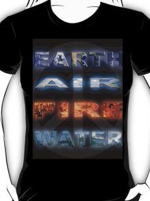 Earth Elements T-Shirt