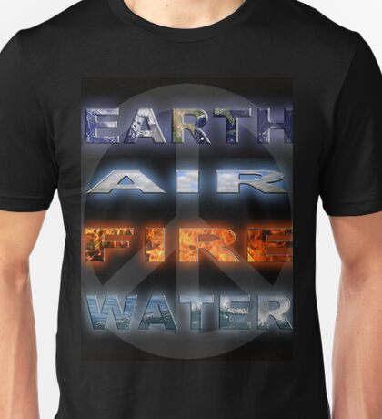 Earth Elements Unisex T-Shirt