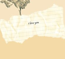 i love you by carla-marie