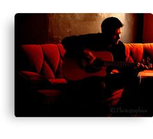 Terry Canvas Print