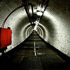Greenwich Tunnel by aaronsmith