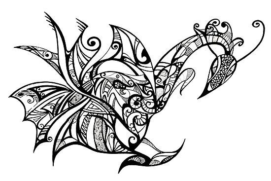 My Mind's Creature by MelDavies