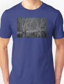 Trees Along the River T-Shirt
