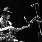 Archie Shepp - Banlieues bleues 2010 by Pascale Baud
