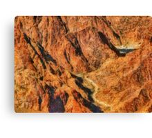 Grand Canyon - A look into the Abyss Canvas Print