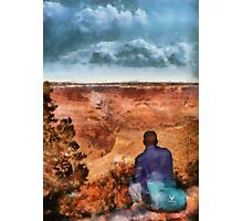Grand Canyon - The Vista Photographic Print