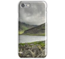 Bright Valley Under Stormy Sky iPhone Case/Skin