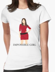 Impossible Girl Womens Fitted T-Shirt