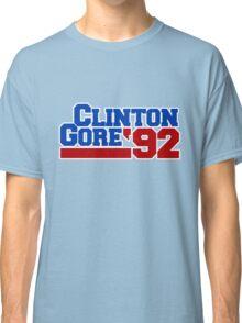 Clinton gore 92 Classic T-Shirt