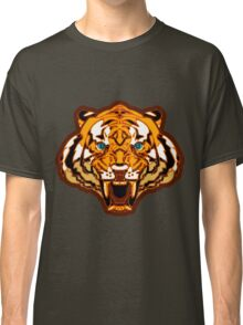 Tiger Tiger Burning Bright Classic T-Shirt