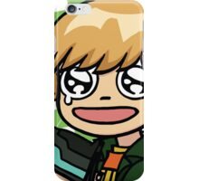 The Best Day of Neil's Life iPhone Case/Skin