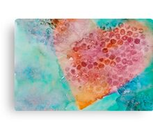 for my love Canvas Print