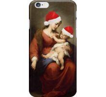 Virgin and Child Bartolomé Estebán Murillo  iPhone Case/Skin