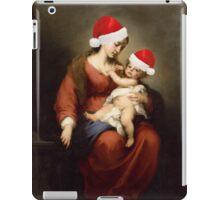 Virgin and Child Bartolomé Estebán Murillo  iPad Case/Skin