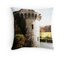 A Castle for my Princess Throw Pillow