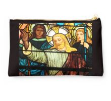 Stained Glass Window - 4 ^ Studio Pouch
