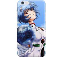 Neon Genesis Evangelion - Rei Ayanami iPhone Case/Skin