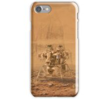Mission Mars iPhone Case/Skin