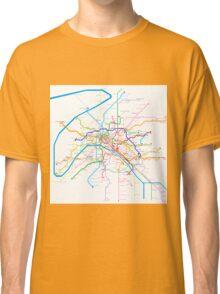 Paris Metro Classic T-Shirt