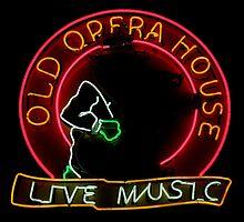 NightLife : Old Opera House by artisandelimage