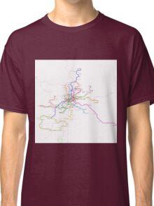 Madrid Metro Classic T-Shirt