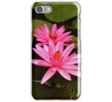 Waterlily iPhone Case/Skin