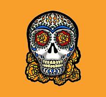 Sugar Skull - Marigolds Unisex T-Shirt
