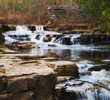 Devil's River Falls by Jigsawman