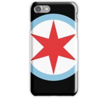 Captain Chicago (Clean) iPhone Case/Skin