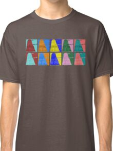 Pop art Daleks - variant 1 Classic T-Shirt