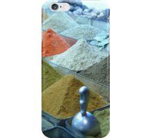 Herb market iPhone Case/Skin