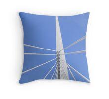 Winnipeg Bridge Throw Pillow