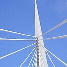 Winnipeg Bridge by AnnDixon