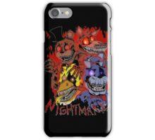 Fnaf 4 - Nightmare  iPhone Case/Skin