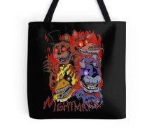 Fnaf 4 - Nightmare  Tote Bag