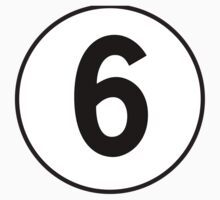 6, Sixth, Number Six, Number 6, Racing, Six, Competition, on Navy Blue Kids Clothes
